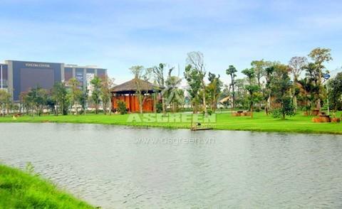 Vincom Village dành đến 2/3 diện tích cho cây xanh – mặt nước