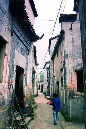 Phong thủy nhà cuối ngõ