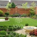 garden landscape design-PNdV