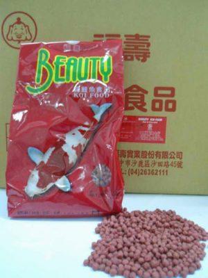 beauty food blank thuc an hang ngay cho ca koi